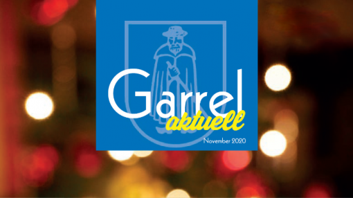 Garrel aktuell - November 2020